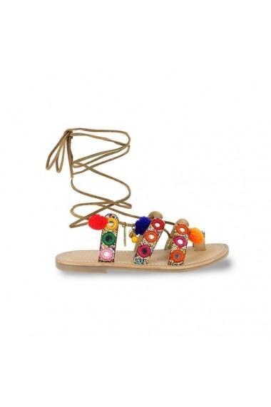 Sandale LES TROPEZIENNES par M BELARBI 4801407 Multicolor
