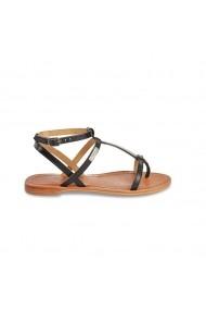 Sandale plate LES TROPEZIENNES par M BELARBI 1199315 Negru