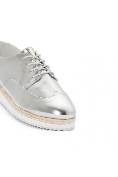 Pantofi CASTALUNA 8415072 Argintiu