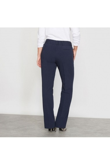 Pantaloni drepti CASTALUNA 5893011 Bleumarin