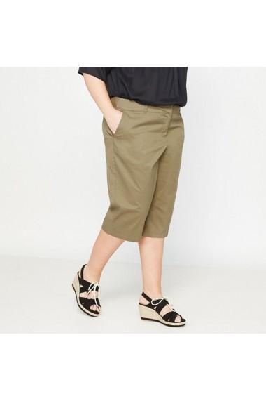 Pantaloni scurti CASTALUNA 6300502 Kaki - els