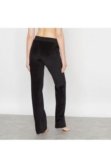 Pantaloni de pijama Louise Marnay 4718283 negru - els