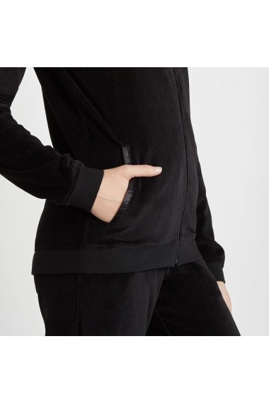 Bluza de pijama Louise Marnay 4718542 negru - els