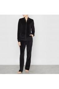 Bluza de pijama Louise Marnay 4718542 negru
