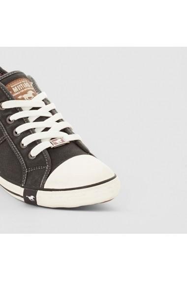 Pantofi sport MUSTANG SHOES 5357950 Negru