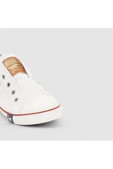 Pantofi sport MUSTANG SHOES 1609858 Alb