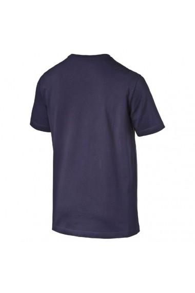 Tricou PUMA 5528348 Bleumarin