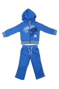 Trening Athletic Miss Blue pentru fete Carodel MINI2287 albastru - els