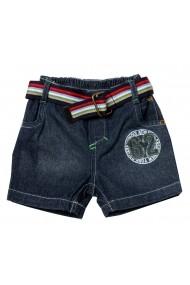 Pantaloni scurti Trendy Jeans pentru baieti Carodel MINI2250 albastru - els