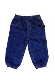 Blugi Ruffle Blue pentru fete Carodel MINI1651 multicolor - els