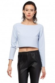 Bluza BeWear BW012 LIGHT BLUE - els