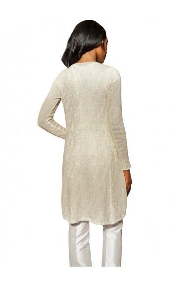 Cardigan Singh S. Madan 025340 White - els