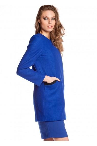 Palton Rosalita McGee 2115080437 albastru - els