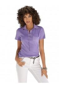 Tricouri Polo heine CASUAL 045011 lila