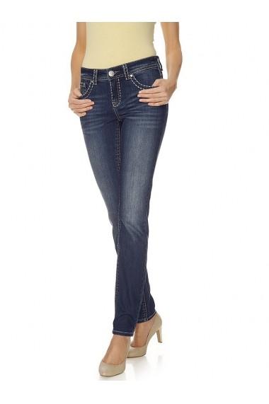 Jeansi Skinny heine CASUAL 051756 albastru