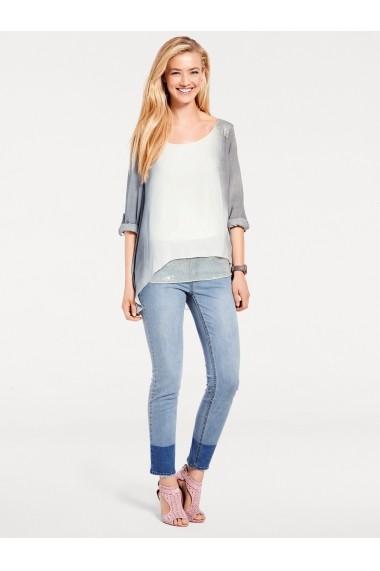 Bluza heine CASUAL 005163 albastra
