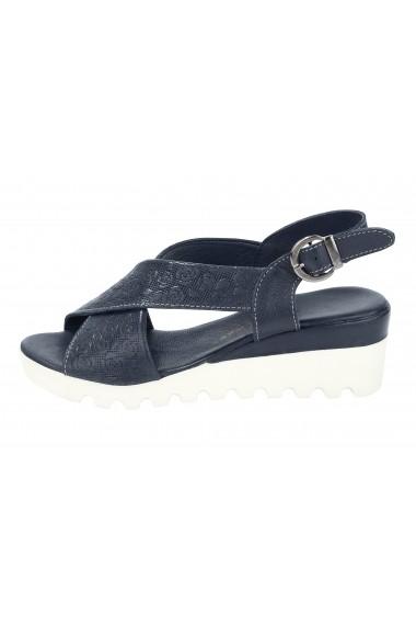 Sandale cu toc Andrea Conti 164318 albastru