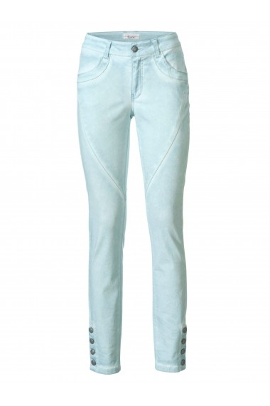Pantaloni mignona 004711 heine CASUAL verde