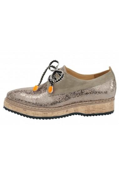 Pantofi XYXYX 011535 gri