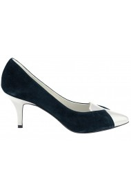Pantofi Heine 002064 bleumarin