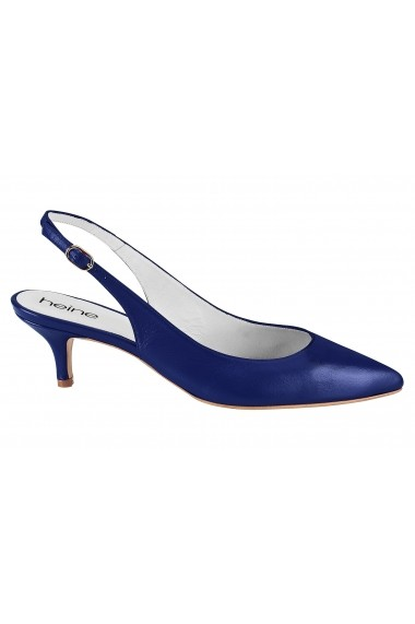 Pantofi Heine 013796 bleumarin
