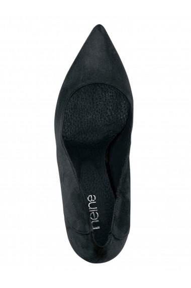 Pantofi Heine 065557 negru