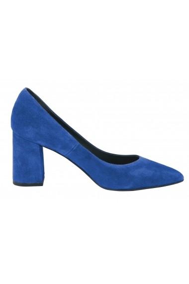 Pantofi Heine 113505 bleumarin