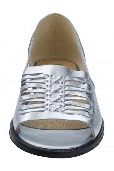 Sandale Heine 068395 argintiu