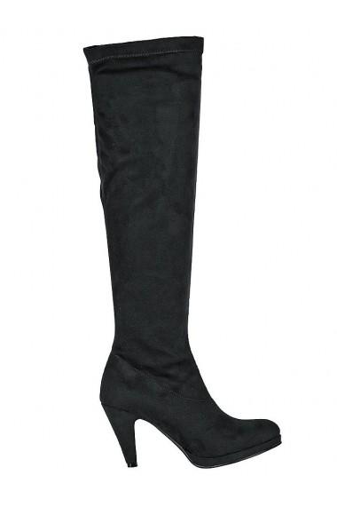 Cizme Heine 182227 negru