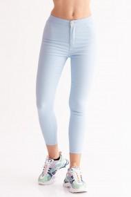 Pantaloni Simply Albastru