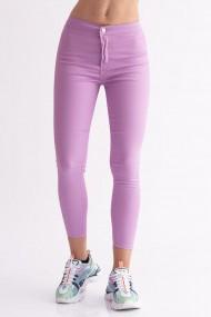 Pantaloni din bumbac Simply Mov