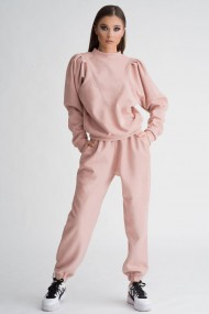 Theo`s Comfy Powder Tracksuit