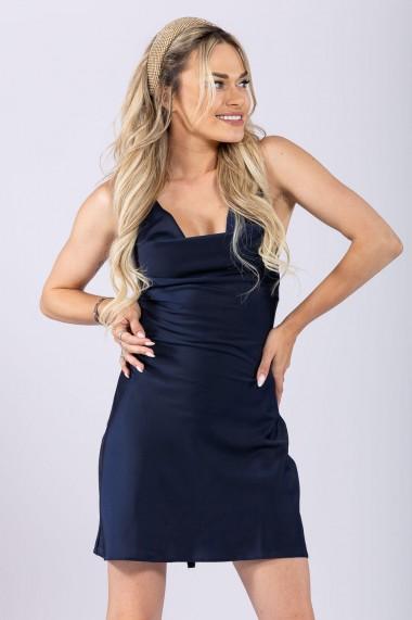 Rochie Dama Fabriz Short Bleumarin