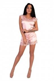 Compleu LivCo Veilet, roz
