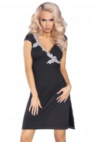 Pijama LivCo Sylvia, negru