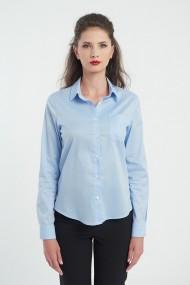 Camasa albastra clasica