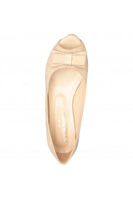 Pantofi Made in Italia cu funda, bej