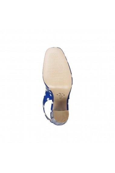 Pantofi cu toc Made in Italia MINA BLU albastru