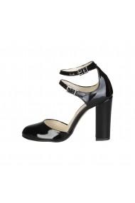 Pantofi cu toc Made in Italia ADA NERO negru - els