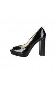 Pantofi cu toc Made in Italia MIA NERO negru