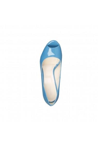 Pantofi cu toc Made in Italia MIA CIELO albastru