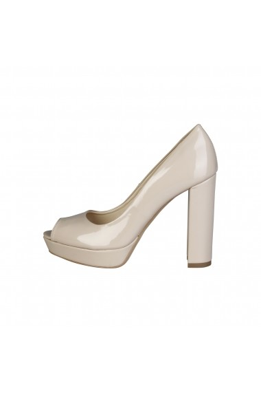 Pantofi cu toc Made in Italia MIA BEIGE bej - els