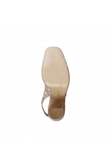 Pantofi cu toc Made in Italia MINA ROSA roz