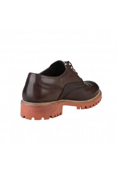 Pantofi Made in Italia LUCA TMORO Maro
