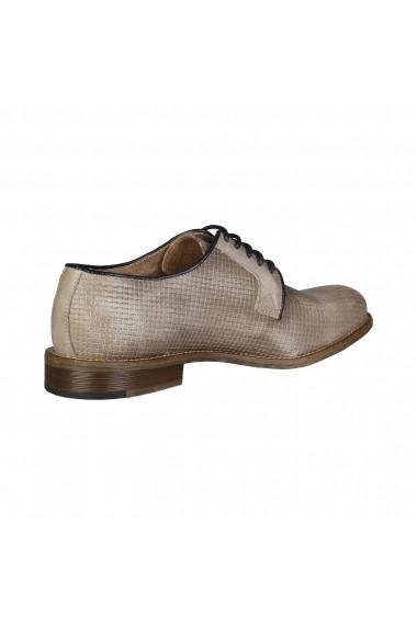 Pantofi Made in Italia LEANDRO_TAUPE gri-bej