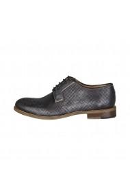 Pantofi Made in Italia LEANDRO_FUMO gri