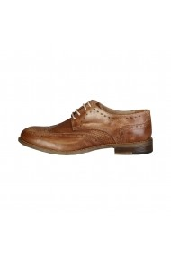 Pantofi Made in Italia LIVIO_CUOIO maro
