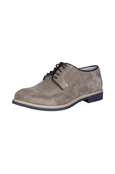 Pantofi Made in Italia GIULIANO_TAUPE gri-bej