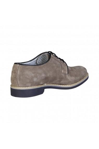 Pantofi Made in Italia GIULIANO_TAUPE gri-bej