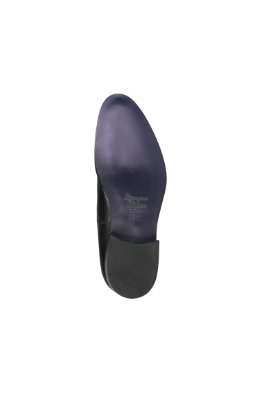 Pantofi Made in Italia LEONCE_NERO negru